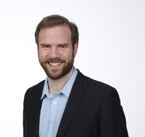 Dr. Johan Wölber, Referent der #ColgateTalks eConference 2018 Bildrechte: Dr. Johan Wölber