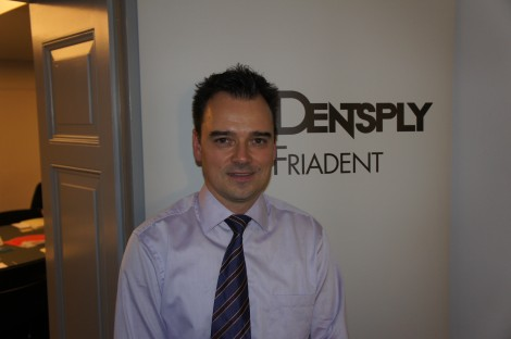 Michael Graf, Geschäftsführer Friadent Schweiz.